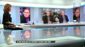 Sonia Mabrouk dans On Va Plus Loin - 07/02/17 - 14