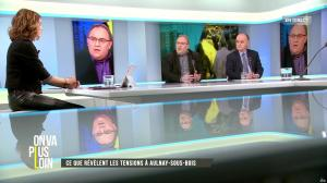 Sonia Mabrouk dans On Va Plus Loin - 07/02/17 - 16