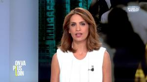 Sonia Mabrouk dans On Va Plus Loin - 08/06/17 - 01