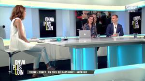 Sonia Mabrouk dans On Va Plus Loin - 08/06/17 - 03