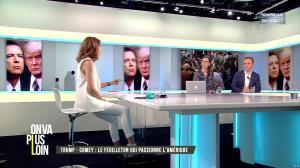 Sonia Mabrouk dans On Va Plus Loin - 08/06/17 - 11