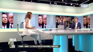 Sonia Mabrouk dans On Va Plus Loin - 08/06/17 - 13
