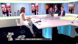 Sonia Mabrouk dans On Va Plus Loin - 08/06/17 - 18