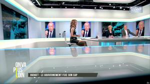 Sonia Mabrouk dans On Va Plus Loin - 12/07/17 - 09