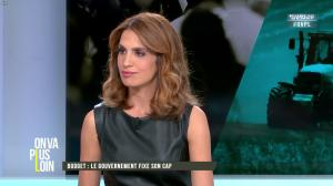 Sonia Mabrouk dans On Va Plus Loin - 12/07/17 - 10