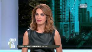 Sonia Mabrouk dans On Va Plus Loin - 12/07/17 - 11