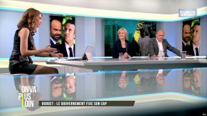 Sonia Mabrouk dans On Va Plus Loin - 12/07/17 - 12