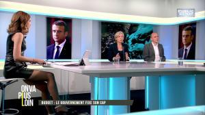 Sonia Mabrouk dans On Va Plus Loin - 12/07/17 - 14