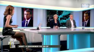Sonia Mabrouk dans On Va Plus Loin - 12/07/17 - 15