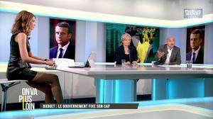 Sonia Mabrouk dans On Va Plus Loin - 12/07/17 - 16