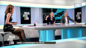 Sonia Mabrouk dans On Va Plus Loin - 12/07/17 - 21