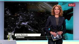 Sonia Mabrouk dans On Va Plus Loin - 13/12/16 - 02