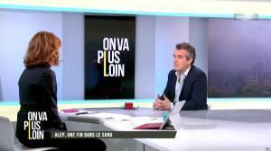 Sonia Mabrouk dans On Va Plus Loin - 13/12/16 - 06