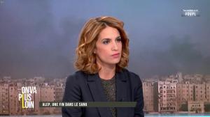 Sonia Mabrouk dans On Va Plus Loin - 13/12/16 - 07