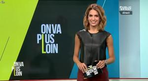 Sonia Mabrouk dans On Va Plus Loin - 20/10/15 - 01