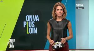 Sonia Mabrouk dans On Va Plus Loin - 20/10/15 - 02