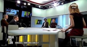 Sonia Mabrouk dans On Va Plus Loin - 20/10/15 - 04