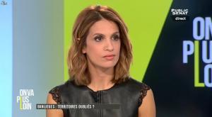 Sonia Mabrouk dans On Va Plus Loin - 20/10/15 - 08