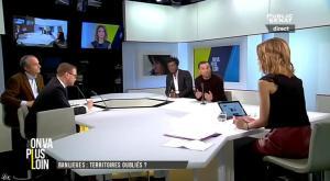 Sonia Mabrouk dans On Va Plus Loin - 20/10/15 - 14