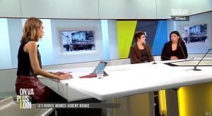 Sonia Mabrouk dans On Va Plus Loin - 20/10/15 - 20