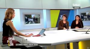 Sonia Mabrouk dans On Va Plus Loin - 20/10/15 - 21