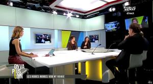 Sonia Mabrouk dans On Va Plus Loin - 20/10/15 - 23