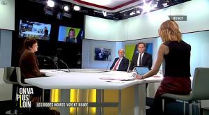 Sonia Mabrouk dans On Va Plus Loin - 20/10/15 - 24
