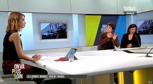 Sonia Mabrouk dans On Va Plus Loin - 20/10/15 - 26