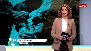 Sonia Mabrouk dans On Va Plus Loin - 26/01/17 - 01