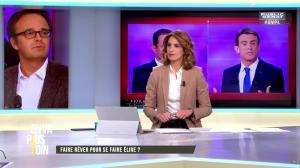 Sonia Mabrouk dans On Va Plus Loin - 26/01/17 - 10