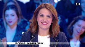 Sonia Mabrouk dans Salut les Terriens - 08/04/17 - 16