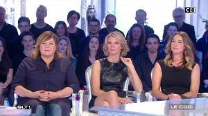 Sylvie Tellier dans Salut les Terriens - 15/04/17 - 05