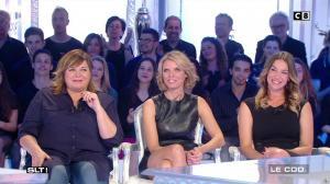 Sylvie Tellier dans Salut les Terriens - 15/04/17 - 07
