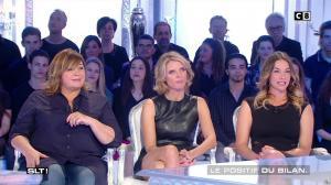 Sylvie Tellier dans Salut les Terriens - 15/04/17 - 10