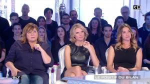 Sylvie Tellier dans Salut les Terriens - 15/04/17 - 11