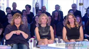 Sylvie Tellier dans Salut les Terriens - 15/04/17 - 16