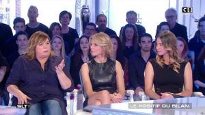 Sylvie Tellier dans Salut les Terriens - 15/04/17 - 17