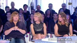 Sylvie Tellier dans Salut les Terriens - 15/04/17 - 18