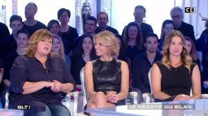 Sylvie Tellier dans Salut les Terriens - 15/04/17 - 22
