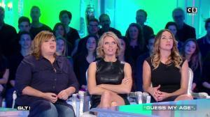 Sylvie Tellier dans Salut les Terriens - 15/04/17 - 25