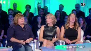Sylvie Tellier dans Salut les Terriens - 15/04/17 - 26