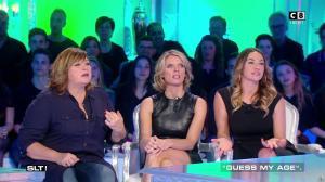 Sylvie Tellier dans Salut les Terriens - 15/04/17 - 29
