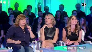 Sylvie Tellier dans Salut les Terriens - 15/04/17 - 30