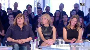 Sylvie Tellier dans Salut les Terriens - 15/04/17 - 38