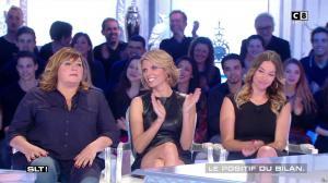 Sylvie Tellier dans Salut les Terriens - 15/04/17 - 44