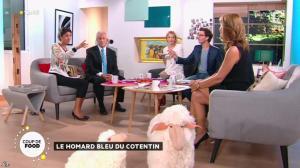 Valérie Durier dans la Quotidienne - 16/09/14 - 08