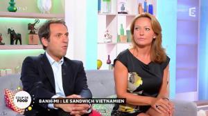 Valérie Durier dans la Quotidienne - 18/09/14 - 04