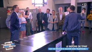 Agathe Auproux et Kelly Vedovelli dans Touche pas à mon Poste - 06/02/18 - 02