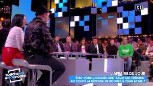 Agathe Auproux dans Touche pas à mon Poste - 03/04/18 - 05