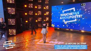 Agathe Auproux dans Touche pas à mon Poste - 07/02/18 - 03